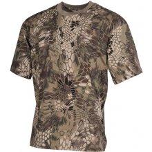 tričko US army MFH Snake FG