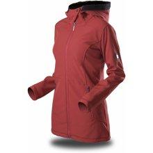 Trimm Diana dark red dámská softshell bunda