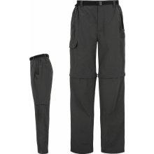 Karrimor Aspen Zip Off kalhoty pánské Charcoal