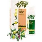 OlivePlus Peelingový gel na tvář 50 ml