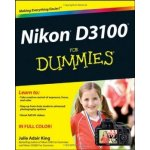 Nikon D3100 For Dummies - J. King