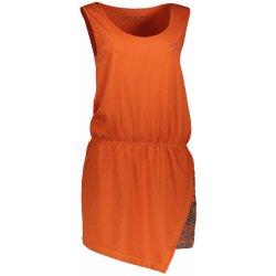 Alpine Pro dámské šaty Lastia LSKN192 oranžová od 549 Kč - Heureka.cz ff857ae296