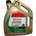 Castrol EDGE Turbo Diesel 5W-40, 5 l