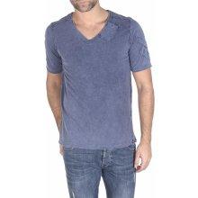 ! Absolut Joy Men T Shirt Modrá