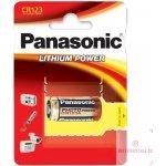 Baterie Panasonic CR-123A 1ks