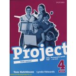 Project 4 the Third Edition Workbook Czech Version - Tom Hutchinson