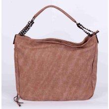 Blumari stylová kabelka odstín růžové