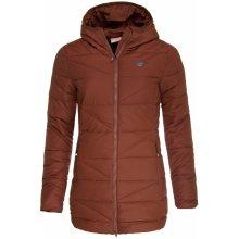 Nordblanc Tint NBWJL6428 SKOŘICOVĚ zimní kabát hnědá