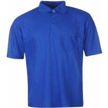 Donnay Pocket Polo Shirt Mens Navy