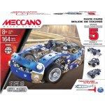 Meccano Race Cars 5v1