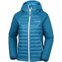 Columbia Mountain Hike Hybrid Jacket 498 modrá
