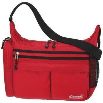 Taška přes rameno Coleman Cool Shoulder Bag červená