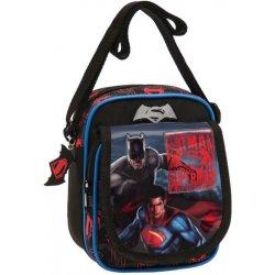 Joummabags taška přes rameno s kapsou Batman vs Superman 19 cm Heureka.cz