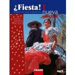 Fiesta 1 učebnice NUEVA edición - Králová Jana a kolektiv