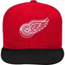 af1fdb51a65 Fanatics Branded Dětská Kšiltovka Detroit Red Wings Two-Tone Flatbrim  Snapback