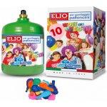 HeliumKing Helium na 18 balónků + balónky