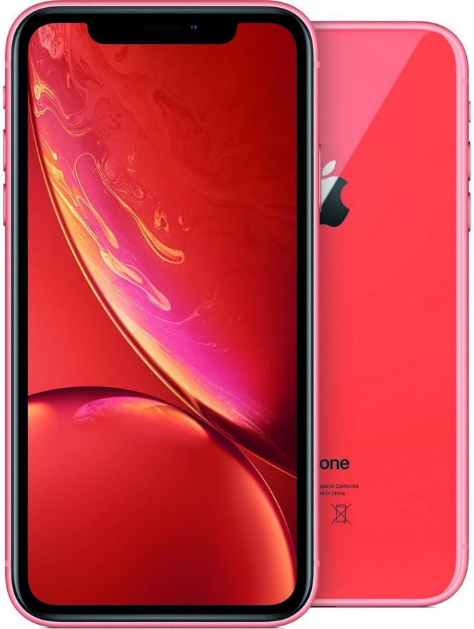 Apple iPhone XR 128GB návod, fotka