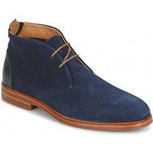 Hudson Kotníkové boty MATTEO Modrá