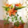 Magnet 3pagen Magnet Strelície s květinovou číší
