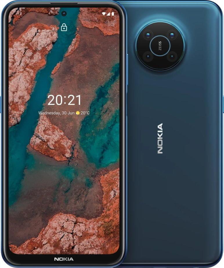 Nokia X20 5G 6GB/128GB na Heureka.cz