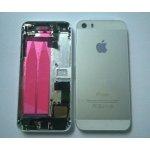 Kryt iPhone 5S zadní stříbrný