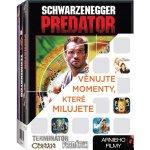 3x Arnold Schwarzenegger: Predátor + Barbar Conan + Terminátor, DVD