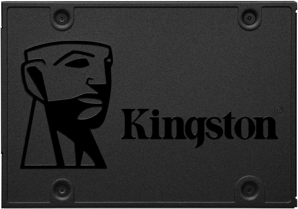 Recenze Kingston A400 480GB, SA400S37/480G