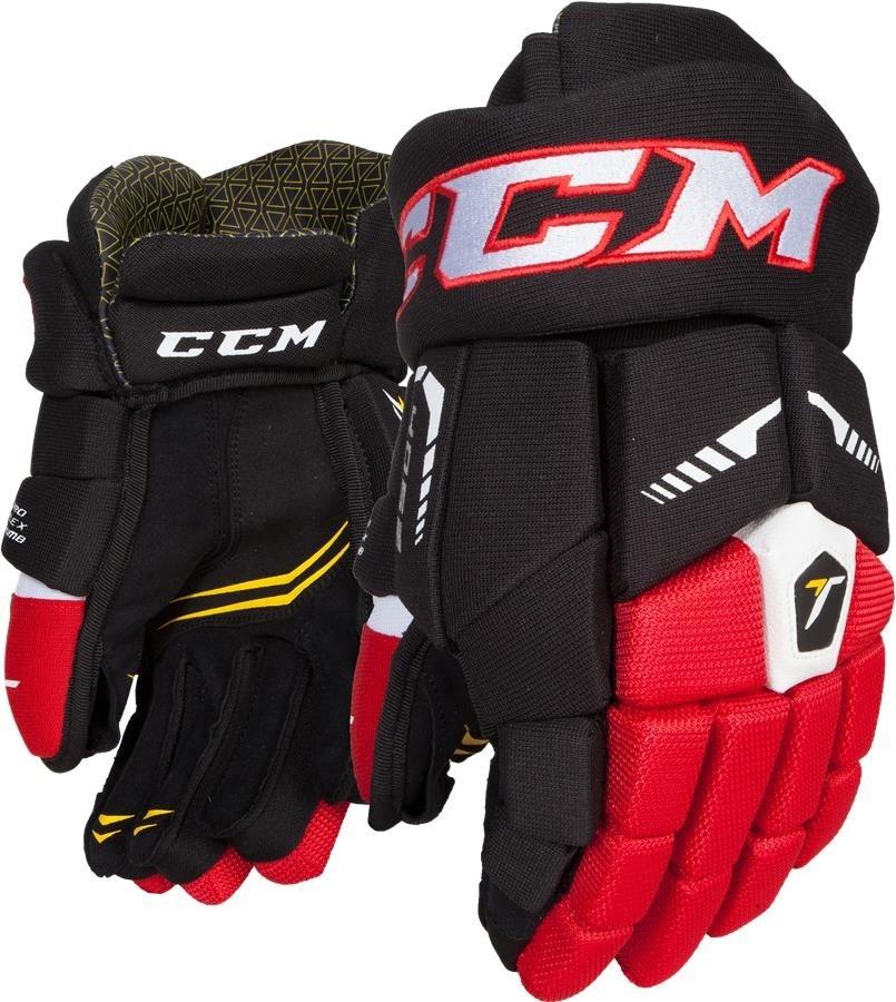 49db81550 hokejové rukavice CCM Tacks 4052 - JR