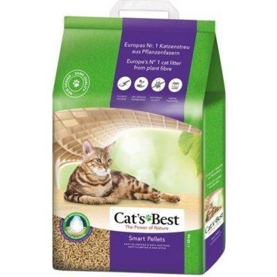 JRS Cats Best Nature Gold stelivo pro dlouhosrsté kočky 20l / 10kg