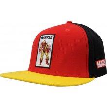 Marvel Retro Snap Back Cap Iron Man