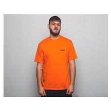 Backyard Cartel Back Label Orange oranžová