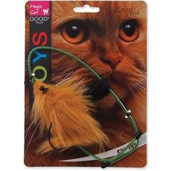 6f45b83dd1e PLAČEK Hračka MAGIC CAT myška závěsná na dveře plyšová mix 1ks od 49 ...