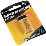 Baterie GoGEN Super Alkaline 9V 1 ks
