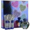 Moschino Toujours Glamour woman Set (Dárková sada) (Toaletní voda) EDT 50ml + Tělové mléko 30ml + Sprchový gel 30ml + pěna do koupele 30ml + klíčenka