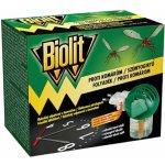 Biolit elektrický odpařovač s časovačem k hubení komárů 45nocí