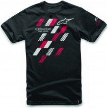 Alpinestars Pánské černé tričko GP CLASS TEE krátké 1016-72037 10