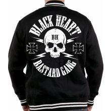08285bdb314 Black Heart Panská Mikina BASTARD GANG Černá