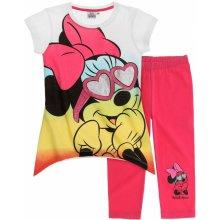 Tričko s legínami Disney Minnie