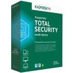 Kaspersky Total Security multi-device 1 lic. 1 rok update KL1919OCAFR