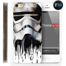 Pouzdro Stormtrooper Star Wars iPhone 5 5S SE od 190 Kč - Heureka.cz c5dcc69a626