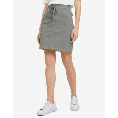 Tom Tailor sukně dámské zelená