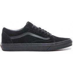 4357a23ade10d Vans Old Skool Suede black/black/black pánské skate tenisky ...