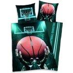 Herding bavlna povlečení Basketball 140x200 70x90