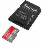 SanDisk Ultra microSDHC 32GB UHS-I + adaptér SDSQUNC-032G-GN6MA