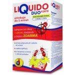 LiQuido DUO FORTE šampon na vši 200 ml