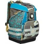 Lässig batoh School Bag 2017 Dino slate