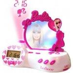 Lexibook Rádiobudík Projektor Barbie