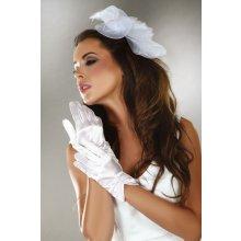 LivCo Corsetti model 2 Svatební rukavičky bílé