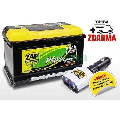 ZAP Plus 12V 65Ah 640A 56530