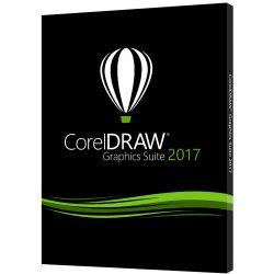 CorelDRAW Graphics Suite 2017 CZ, upgrade (CDGS2017CZPLDPUG)